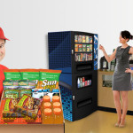 compact refreshment centre vending machine